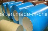 PPGI Prepainted as bobinas de aço para a telhadura do metal