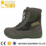 China-neue Form-bereift preiswerte Preis-militärische Ausbildung Militärsegeltuch-Schuhe
