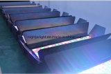Lumière d'étape du lavage DEL de mur d'architecture de l'intense luminosité DEL 54*3W RGBW