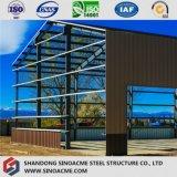 Bâti en acier préfabriqué pour l'entrepôt
