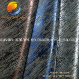 Синтетическая кожаный поверхность Yumbuck металлическая для повелительницы Ботинка
