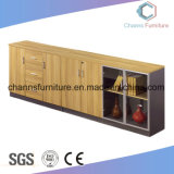 Governo di archivio di legno dell'ufficio di buona qualità della mobilia del metallo di disegno moderno