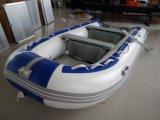 Aufblasbare Fischerboot (FWS-D320 Armee grüne Farbe)