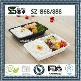 Fabrik-stapelbarer PlastiknahrungsmittelGroßhandelsvorratsbehälter (SZ-888)
