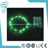 LEIDENE van de Draad van het koper het Batterij In werking gestelde Licht van het Koord