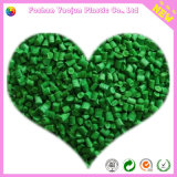 Masterbatch verde con LDPE Granues