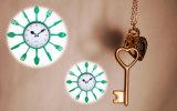 Horloge de mur créatrice neuve de quartz de décoration de cuisine de 10 pouces