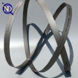 Сделано в Китае высокой точности M51 с биметаллическим нагревателем ленты пилы для резки стальных