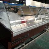 スーパーマーケットの商業マーケットの肉またはデリカテッセンのショーケース冷却装置