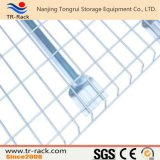 記憶のラッキングのための電流を通された溶接された鋼線の網のデッキ