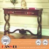 Living Room Carved Hallway Table console en bois