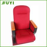 Jy-605mの安い木の映画館は教会椅子の講堂のシートの議長を務める