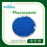 Выдержка завода фикоцианина выдержки Spirulina пигмента 100% естественная съестная