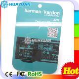 EPC1 Gen2 Ausländer 9662 RFID UHFkleid-Kleidungs-Fall-Marke