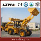 Capienza cinese 3cbm caricatore della rotella da 3.5 tonnellate da vendere