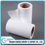 Tipos tela não tecida dos PP do rolo de pano de filtro do Polypropylene para o líquido de limpeza de ar