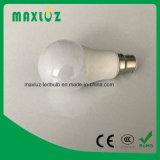 220V 2700k B22 Lâmpada LED 5W com marcação, RoHS