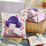 [مولتي-فونكأيشن] قطر [لينن] وسادة أريكة [ثروو بيلّوو] غطاء غطاء خارجيّ