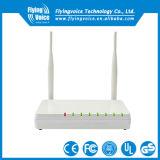 2 Router van VoIP van de Adapter van de Telefoon van VoIP van de haven de Analoge Draadloze G802