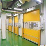 Селитебная электрическая алюминиевая дверь гаража штарки ролика