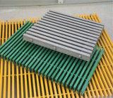 Pultruded 고강도 FRP 격자판, 거슬리는 소리, 섬유유리 또는 유리 섬유 격자판