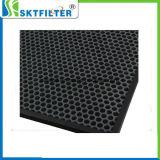 Filtro de carbono Honeycomb para purificador de ar