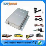 Контроль температуры 2 датчика уровня топлива автомобиля GPS Tracker