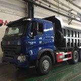 6X4 A7 HOWO améliorée du véhicule camion-benne avec Trong Power