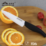 Ayuda de la cocina cuchillos de cerámica clásicos de la pizza/de filete de la lámina de 4.5 pulgadas