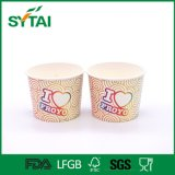 Wegwerfnizza Druckpapier Sald Eiscreme-Filterglocke wegnehmen