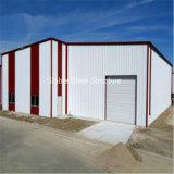 Konzipiertes Stahlkonstruktion-Werkstattprefabrication-Gebäude