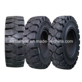 제조자 도매 16X6-8 포크리프트 단단한 타이어