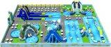 خارجيّة ملعب [أموسمنت برك] ماء منزلق [سويمّينغ بوول] لعب قابل للنفخ