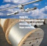 """Cavo di ancoraggio 1/4 """" Ehs, 5000FT/Reel ASTM i 475"""