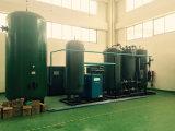 99.999% gerador da indústria da pureza elevada PSA para o gás do nitrogênio