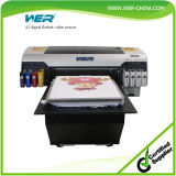 Популярная печатная машина тенниски принтера тканья Wer-D4880t A2 Desktop