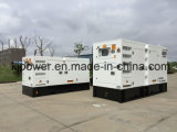 10kVA-2000kVA insonorizado Generador Diesel Motor Perkins de Powered by
