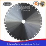 300-500mm de tamaño medio de la hoja de sierra de diamante para asfalto