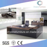 高品質の現代木の家具の管理の机のオフィス表