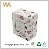 300GSM 화장품을%s 백색 마분지 포장 상자 선물 상자 종이상자