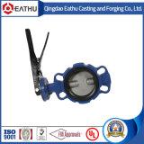 Sin reducción en la sección de paso, 150lbs, válvulas de verificación del acero de carbón, válvula de verificación de oscilación