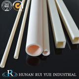 Tubo cuadrado de cerámica del Zirconia/del alúmina/tubo cuadrado de cerámica