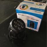 ディスコのナイトクラブ装置LEDの移動ヘッド洗浄