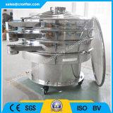 Peneira de vibração da farinha giratória cheia da máquina da seleção do aço inoxidável