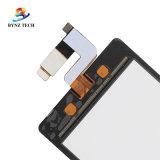 Lo schermo di tocco mobile dell'affissione a cristalli liquidi del telefono delle cellule per Nokia X2 si raddoppia parti di vetro del convertitore analogico/digitale di SIM RM-1013 X2d