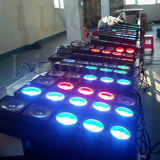 5PCS Panel 10W LED Blinder Matrice Disco Light