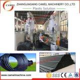 Macchina di plastica di produzione di macchina dell'espulsione del tubo del PE