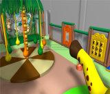 Parque de Diversões alegrar Selva playground coberto com temática de alta qualidade para venda