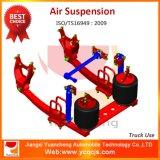 4*2 het Systeem van de Opschorting van de Lucht van de Lente van het Blad van de vrachtwagen