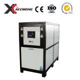 Industrielle Schrauben-Kühler-Maschinen-kaltes Wasser-Lösung für das aufbereitende Plastikgerät